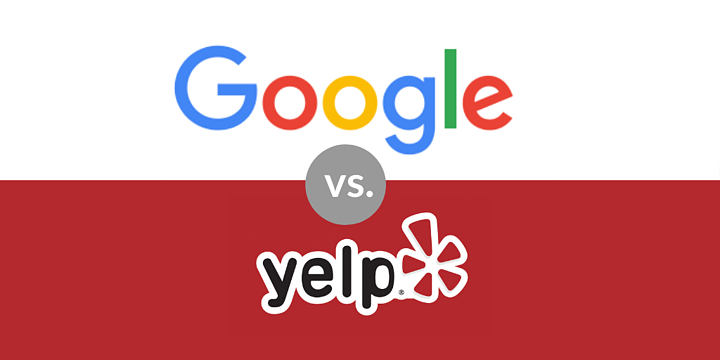 Google Vs. Yelp - Which Is Better For Customer Reviews?